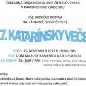 17. Katarínsky večer
