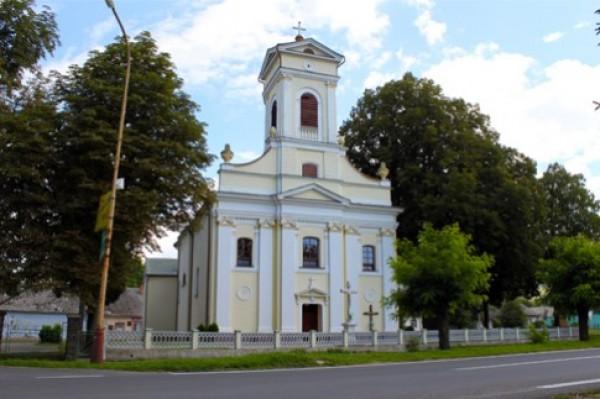 Farský kostol sv. Štefana, prvomučeníka