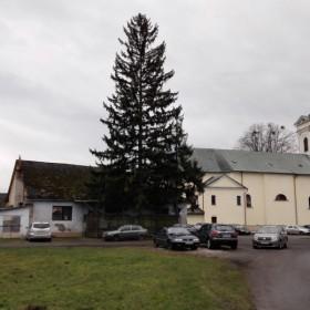 Okolie nášho farského kostola