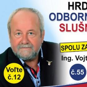 Ing. Marián Vojtko – Kandidát na poslanca NRSR za SNS