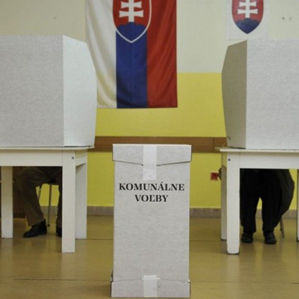 Výsledky komunálnych volieb