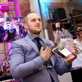 Lukáš Vrábeľ je najlepším barmanom na Slovensku!