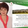 Ing. Monika Hamaďaková, rod. Daňová – volebný program