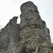 Cyklovýlet na Viniansky hrad