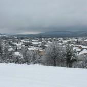 Snehová kalamita Zemplín obišla