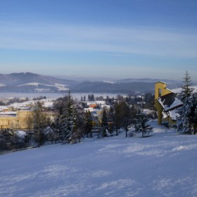 Takmer najviac zrážok na Slovensku