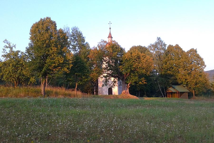 Kostol Valaškovce